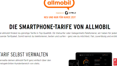 Photo of Allmobil lebt weiter – powered by Otelo mit Allnet Flat statt Prepaid-Tarifen